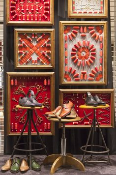 Dolce & Gabbana windows display London