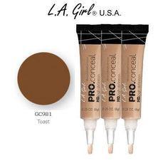 LA Girl Pro Conceal HD 981 Toast 6 Pack * Learn more by visiting the image link.