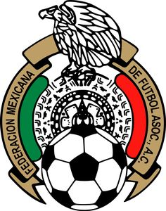 Mexican Football Federation  Mexico National Football Team Logo
