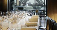 Cafe Sydney Private Dining