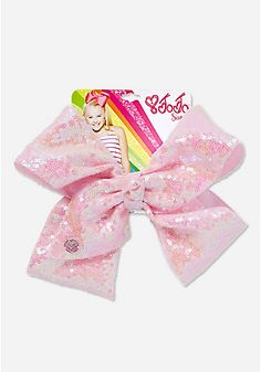 Be bold, bright, & beautiful - just like JoJo! Our JoJo Siwa clothing line features everything from shirts to classic JoJo bows. Shop the JoJo Siwa Collection today. Jojo Hair Bows, Jojo Bows, Jojo Juice, Dance Bows, Jojo Siwa Bows, Jojo Siwa Birthday, Kids Makeup, Bow Bow, Princess Girl