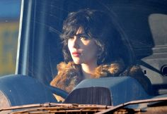 scarlett johansson under the skin movie photos | Scarlett Johansson films 'Under The Skin' in Glasgow