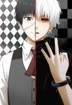 Resultado de imagen para kaneki ken white hair