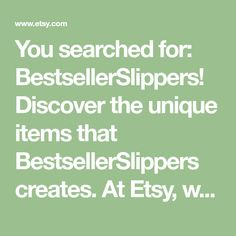 You searched for: BestsellerSlippers! Discover the unique items that BestsellerSlippers creates. At Etsy, we pride ourselves on our global community of sellers. Each Etsy seller helps contribute to a global marketplace of creative goods. By supporting BestsellerSlippers, you're supporting a small business, and, in turn, Etsy! Folded Book Art, Book Folding, Dry Erase Markers, Felt Animals, Creative, Etsy Seller, Printables, Pride, Unique Jewelry