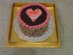 Variations on Sober Heart Chocolate Cake