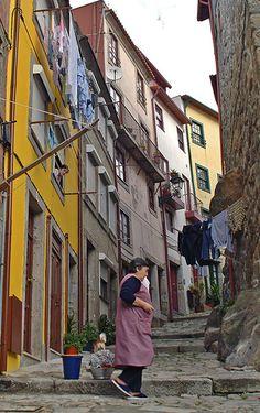 Ruas do Porto / Streets of Porto > E ainda a Rua de Pena Ventosa - Portugal