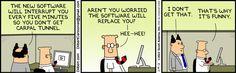 The Dilbert Strip for February 19, 2013