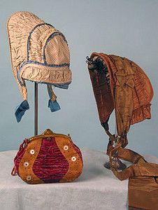 Ladies Civil War Era Accessories