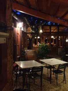 Trattoria la Baracchina by saturday night!! San Casciano val di Pesa.