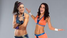 Take a look at the evolution of your favorite WWE Superstars, from Becky Lynch and Seth Rollins to The Miz and Bayley, with photos from their first WWE photoshoot and their most recent one. Wrestling Divas, Women's Wrestling, Seth Rollins, Wwe Superstars, Pamela Martinez, Naomi Wwe, Nxt Divas, Total Divas, Then And Now Photos
