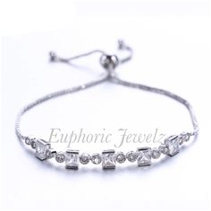 💎Item #: DC-SZ-GATB-127 *DAINTY COLLECTION* 💎A dainty piece that will have you sparkling like a In elegance. 💎Shop this product here: http://spreesy.com/EuphoricJewelz/49 💎 Shop all of our products at http://spreesy.com/EuphoricJewelz 💎Pinterest selling powered by Spreesy.com #EuphoricJewelz #finejewelry #bracelet #jewelrygram #finejewellery #jewelry #jewellery #stackingbracelet #giftideasforher #adjustablebracelet #togglebracelet #swarovskijewelry #swarovskizirconia #giftideas…
