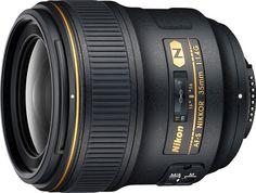 Широкоугольный объектив Nikon AF-S Nikkor 35mm f/1.4G | Hotline.ua