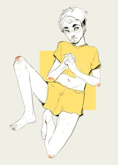 colors color yellow gray white composition figure