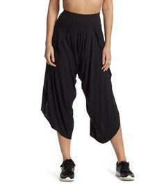 6472acf52884f Dinamit Jeans Women's Wide Leg Capri Yoga Gaucho Pants - ... https:/