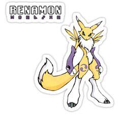 ====== Merch for Sale ====== Digimon - Renamon by Kaiserin