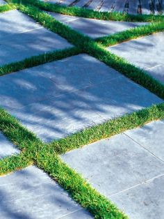 From HGTV Gardens comes this visual guide to your many garden paving options.