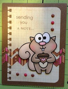 Cards for OWH by kim.akers.7777, via Flickr