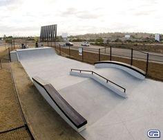 skateboard park design - Google Search