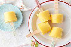 Peach-Yogurt Pops Recipe - Kraft Recipes