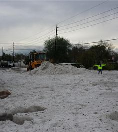 Storms Spawn Tornadoes and a Foot of Hail in Colorado