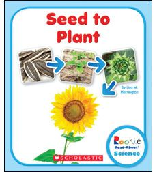 Rookie Read-About® Science—Life Cycles: From Seed to Plant