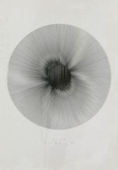 Ludwig Wilding Spielgrafik 1968