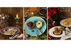Kochbuch: Merry Vegan X-MAS - Ein veganes Weihnachtsfest - 30 Weihnachtsrezepte - vegane Rezepte Weihnachten - Freude am Kochen Vegan Christmas, Table Settings, Merry, Joy Of Cooking, Vegane Rezepte, Celebration, Place Settings