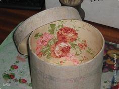 Tableros de la artesanía de productos de clase Maestro caja redonda de cualquier foto de cartón tamaño MK 1