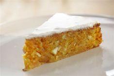 VIDEO: Mrkvový dort s mandlemi a citronovou polevou krok za krokem - iDNES. Vanilla Cake, Cheesecake, Food, Lemon, Cheesecakes, Essen, Meals, Yemek, Cherry Cheesecake Shooters