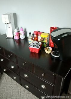 Coffee bar anyone? #PutTogether