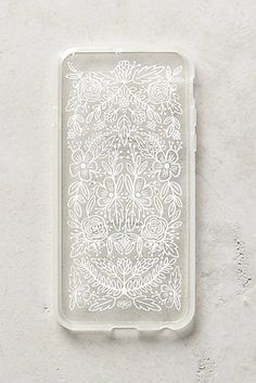 Etched Glass iPhone 6 Case