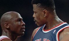 """The 'Victims of Michael Jordan' Team - Today's Fastbreak There are a handful of the greatest players in history who never won a title because they had the distinction of playing in the same era as Michael Jordan. As a result, the true measure of their greatness is never fully appreciated. I call this group the """"Victims of Jordan.""""....."""