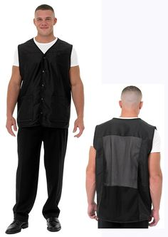 Cool Vent Vest, Mesh Vented Back, Black, Small * Read more reviews of the product by visiting the link on the image.