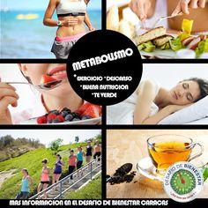 100% BIENESTAR =: Te preguntas ¿Qué es el metabolismo? y ¿Cómo activarlo?  Para más información y para participar en nuestros talleres nutricionales contáctanos al 04125948347 o a través de http://cheilalitarazona.blogspot.com/2014/09/que-es-el-metabolismo-como-activarlo.html