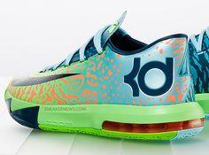 Nike KD 6 Liger