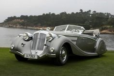 Horch 853 sport cabriolet 1938