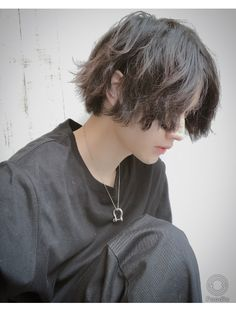 Tomboy Hairstyles, Cute Hairstyles For Short Hair, Girl Short Hair, Pretty Hairstyles, Short Hair Cuts, Tomboy Haircut, Shot Hair Styles, Curly Hair Styles, Androgynous Hair