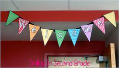 The Colorful Apple: Throwback Thursday: Open House