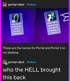 Stupid Funny Memes, Wtf Funny, Funny Relatable Memes, Funny Posts, Hilarious, Cool Tumblr, Tumblr Stuff, Tumblr Funny, Aperture Science