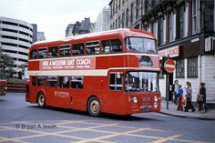 Those were the days Largs and ayr buses Double Decker Bus, Those Were The Days, Scooter Girl, Busses, Coaches, Great Britain, Glasgow, Paisley, City