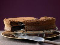 Rezept: Schokoladentorte ohne Mehl