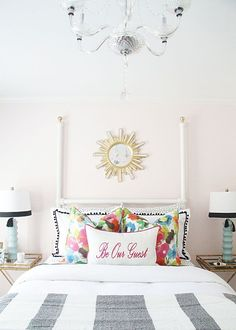 One Room Challenge: Guest Room // REVEAL   Style Your Senses