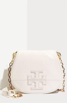 Tory Burch - Mini Logo Shoulder Bag, Bleach v Handbags Online, Purses And Handbags, Tory Burch, Louis Vuitton Bags, Satchel, Crossbody Bag, Mini S, Summer Bags, Looks Style