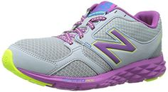 New Balance Women's Running Shoe Trail Running Shoes, Road Running, Aqua Blue, Purple, Nikes Girl, New Balance Women, Silver Shoes, 5 D, Adidas Women
