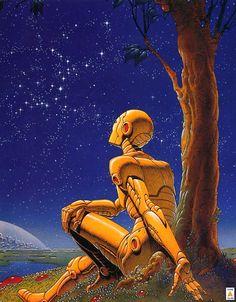Retro futurismo Sci-Fi   Science Fiction vintage   #Vintage #50s #60s #Illustration #Retro #deFharo #Posters #Futurismo #Fiction