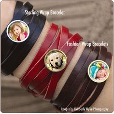 Vintage Brass Wrap Photo Bracelet...I want this too but need someone who is a wholesaler to buy it for me!