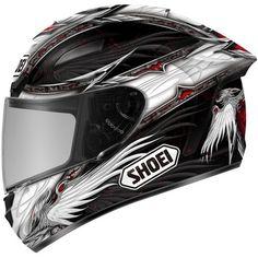 SHOEI Motorcycle Helmet (X-12 Martyr, X Twelve, Used)