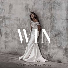 F L A S H . G I V E A W A Y // We have one DOUBLE PASS to giveaway for this weekends @onefinedayweddingfairs in Sydney, (Sat 4th+5th Feb) • To enter simply tag a friend in the comment below. (Winner announced tomorrow - Wed 1st Feb) #SeeUsOnTheRunway #ofdsydney #giveaway #bride #gettingmarried #oneday Reposted Via @kwhbridal