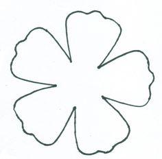 Blumen Vorlagen 207 Malvorlage Blumen Ausmalbilder ...
