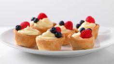 JELL-O Mini Fruit Tarts